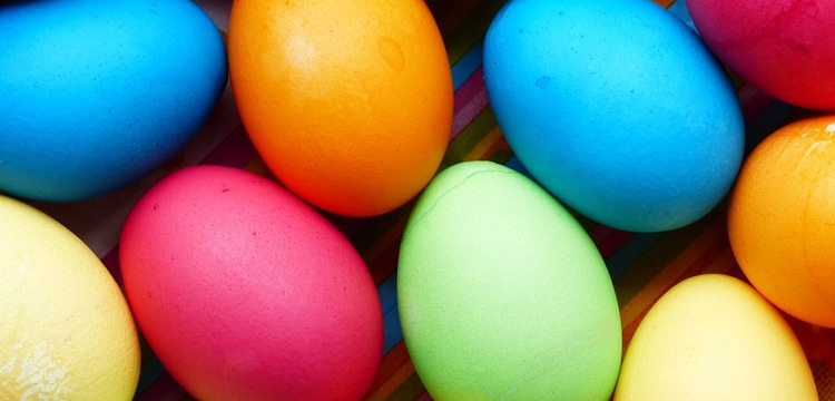 Easter eggs egg easter color colorful paint 100162