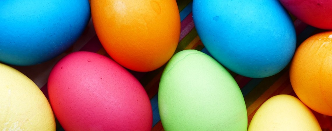 Lg easter eggs egg easter color colorful paint 100162
