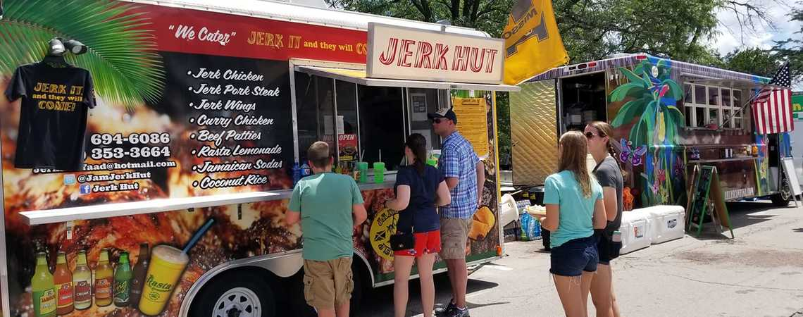 Columbias Local Food Truck Guide Savor Columbia