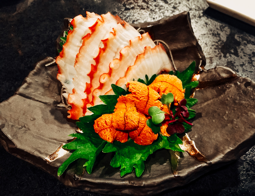 Using only the freshest ingredients, Kampai offers delicious sushi and other Japanese cuisine.