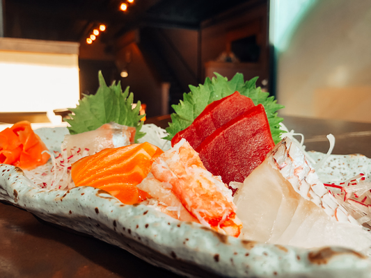 Treat yourself to delicious sushi in a romantic area of downtown Columbia, Mo.