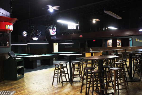 Head to Willie's in Columbia, MO for a game of pool, arcade games or shuffleboard