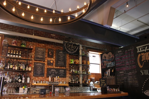 Romantic lighting, beer and a unique menu are featured at Günter Hans in Columbia, MO