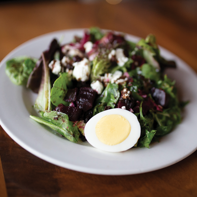 With healthy options including delicious salads and more, Sycamore in Columbia, Mo has something for everyone.