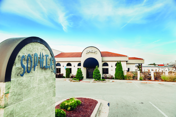 Located in South Columbia, Sophia's offers a relaxing atmosphere for your next night out.