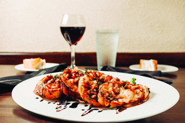 Sophia's delicious meals are inspired by global cuisine and Italian influence.