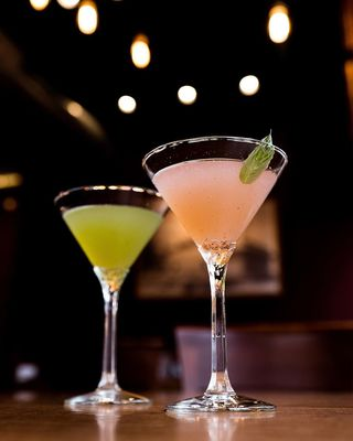 Not only does Glenn's offer delicious meals, but with custom cocktails built to compliment every dish, you can enjoy happy hour every day!