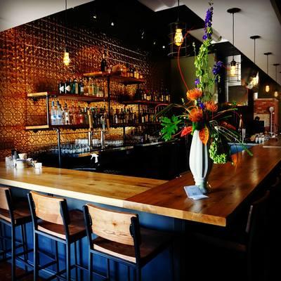 Flyover Restaurant bar Columbia, MO