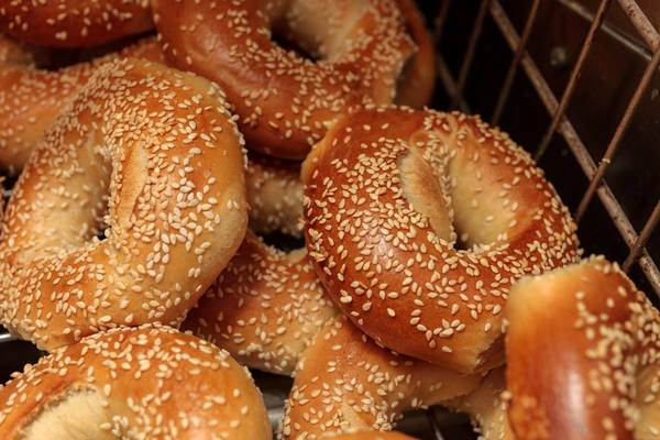 With New York style bagels made fresh daily, B&B bagels is Columbia, Mo's go to spot for breakfast.