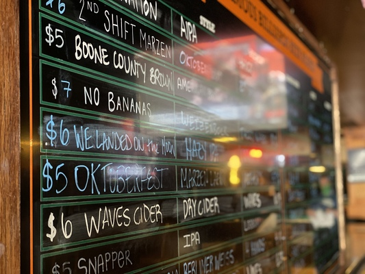 With plenty of craft beer to choose from, Billiards on Broadway is just the place to spend your Friday evening.