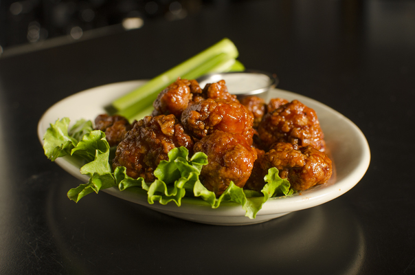Try The Decue's mouthwater wings this weekend!