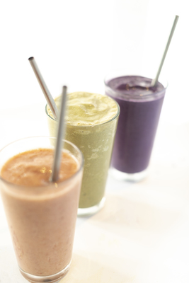 Enjoy a fresh smoothie from Nourish in Columbia, Mo.