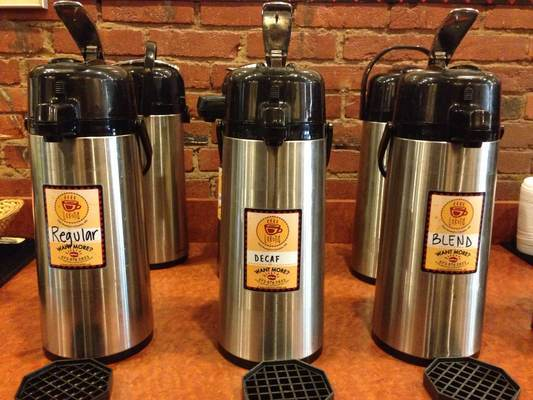 Enjoy a variety of coffee blends with Lakota in Columbia, Mo.