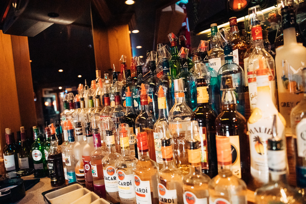 With a full bar, you have plenty of options to choose from when you visit Shiloh's in downtown Columbia, Mo.