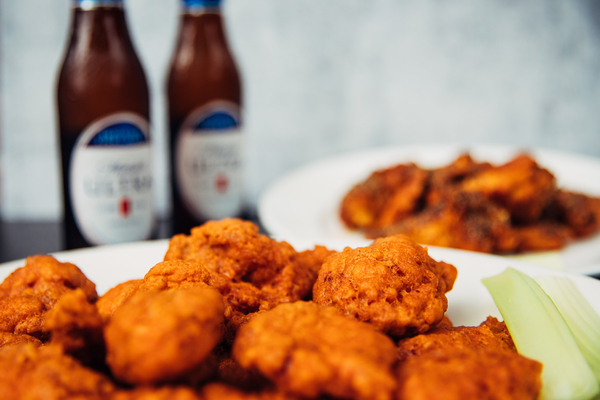 Watch the big game on Shiloh's patio as you snack on wings and sip beer with your friends in downtown Columbia.