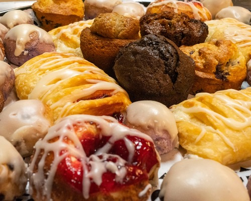 You've heard about our bagels, but have you tried our pasteries in Columbia, Mo?
