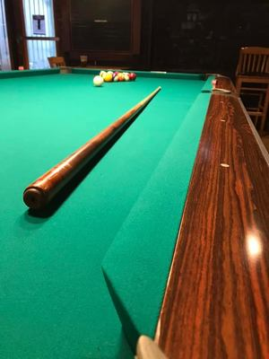 Billiards on Broadway is the best place to play a game of billiards with friends while chowing down on delicious grub in Columbia, Mo.