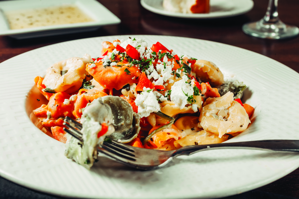 Italian inspired dishes are whipped up by Sophia's best chefs in Columbia, Mo.