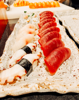 Nobody does sushi like Kampai in downtown Columbia, Mo. Stop in for delicious sushi and Japanese cuisine.