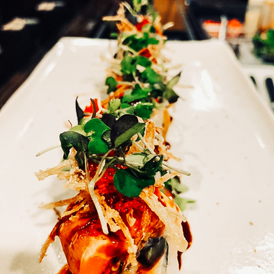 With a variety of sushi, indoor and outdoor seating, and creative chefs, there is no reason you shouldn't visit Kampai.