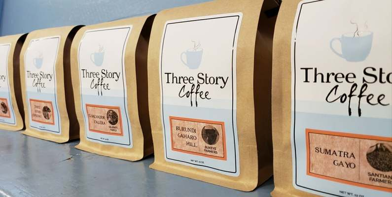 Stop in our shop in Columbia, Mo or subscribe for a fresh bag of coffee each month.