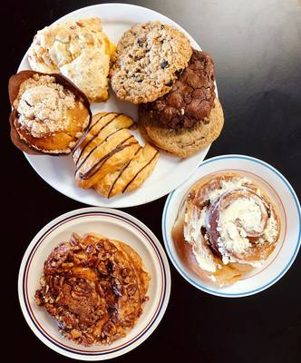 Pastries made from scratch, Love Coffee offers delicious treats in Columbia, Mo.